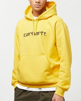 Vêtements Carhartt WIP Hooded Carhartt Sweatwhirt Brooklyn99