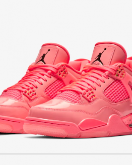 produit chaussures NIKE AIR JORDAN IV HOT PUNCH brooklyn99